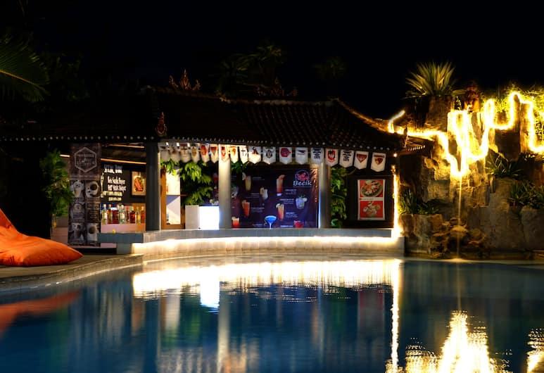 水明漾帕達迪索酒店, 水明漾, 室外泳池