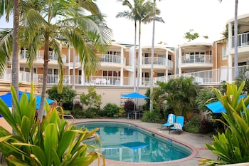 Foto van Macquarie Lodge Apartments in Noosa Heads
