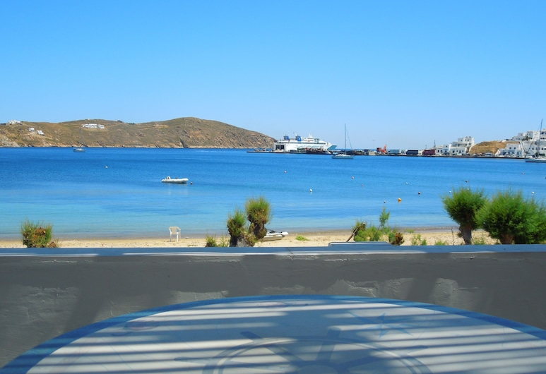 Albatross Hotel, Serifos, View from Hotel