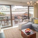 2 Bedroom Apartment - Living Area