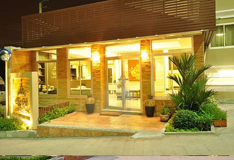 Regent Suvarnabhumi Hotel, Bankokas, Įėjimas į viešbutį