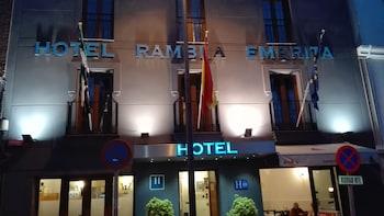 Picture of Hotel Rambla Emérita in Merida