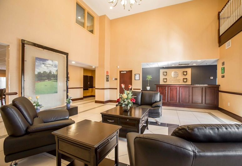 Comfort Inn & Suites, Augusta, Hala