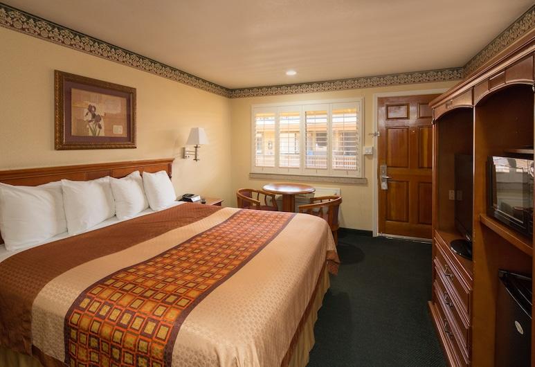 Geary Parkway Motel, San Francisco, Habitación estándar, 1 cama King size, Habitación