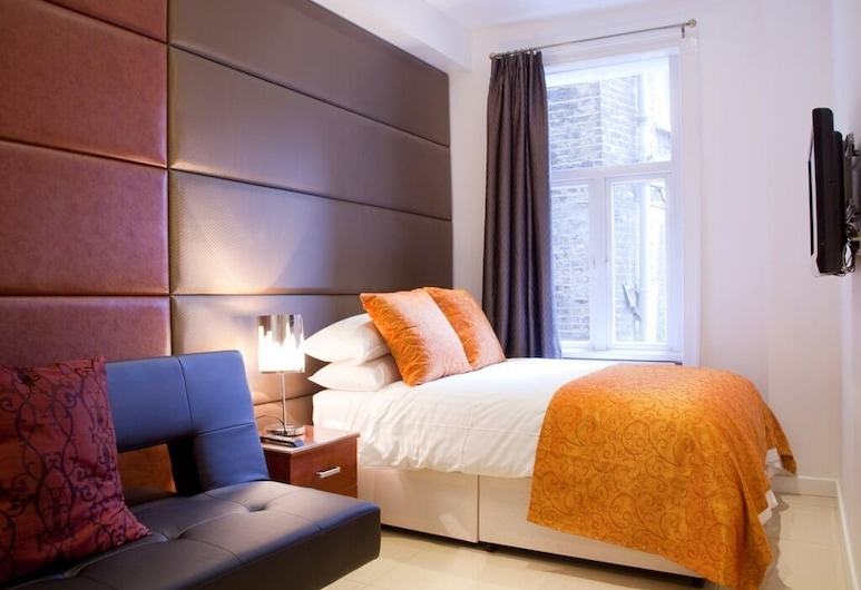 City Inn Russell Square, London, Suite, mit Bad (3 Persons), Zimmer