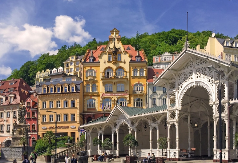 Hotel Romance Puskin, Karlovy Vary