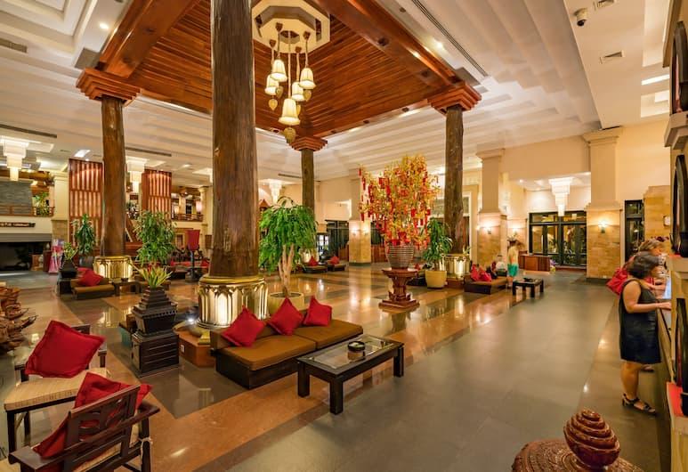 Angkor Miracle Resort & Spa, Siem Reap, Lobby Sitting Area