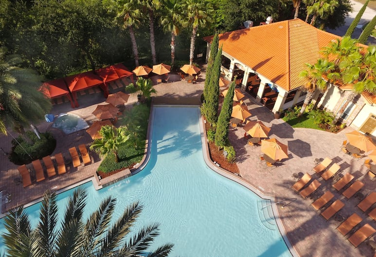 Tuscana Resort Orlando by Aston, Kissimmee, Z zewnątrz
