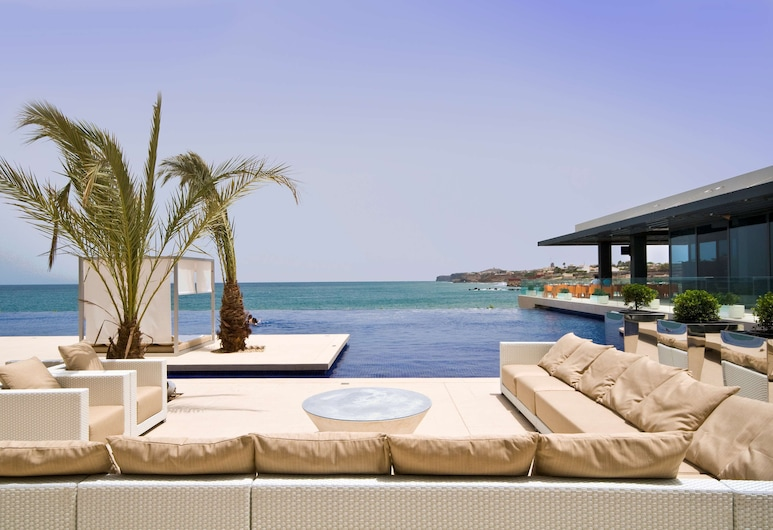 達喀海洋廣場麗笙藍標酒店, 達卡, 泳池