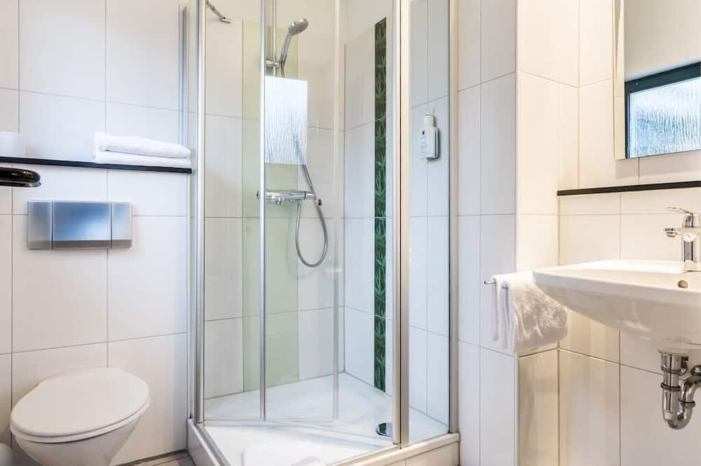 Comfort-Doppelzimmer - Badezimmer