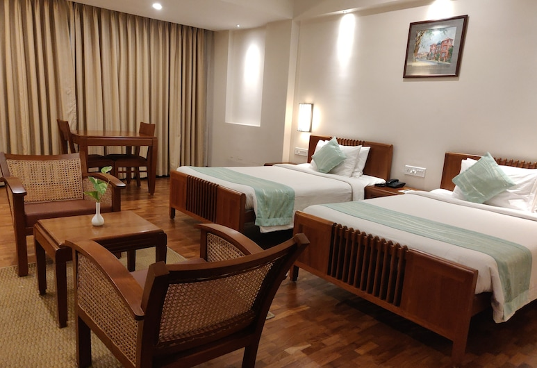 Grand Hotel, Kochi, Executive Double or Twin Room, 1 Bedroom, City View, Guest Room