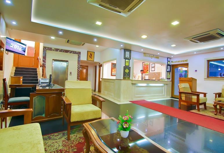 Hotel Excellency, Kochi, Reception