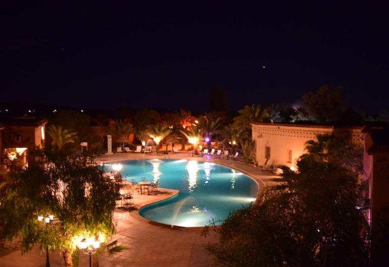 Palms Hotel Club, Aarab Sebbah Ziz, Outdoor Pool