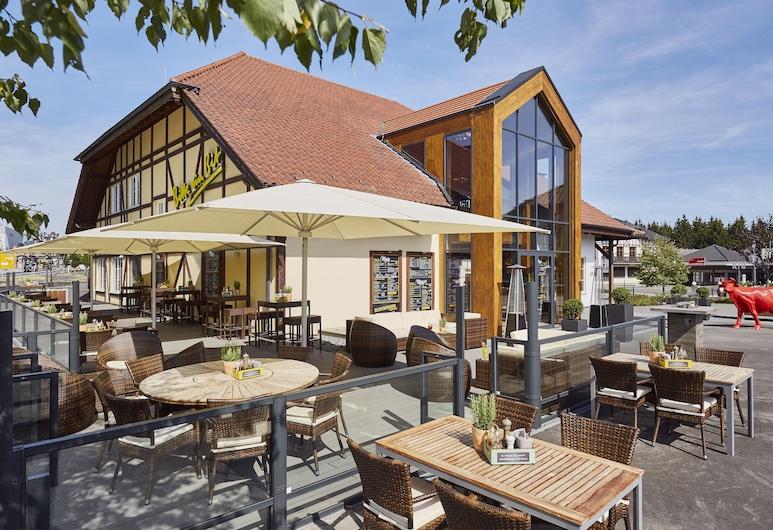 Lindner Nürburgring Motorsport Hotel, נורברג, מרפסת/פטיו