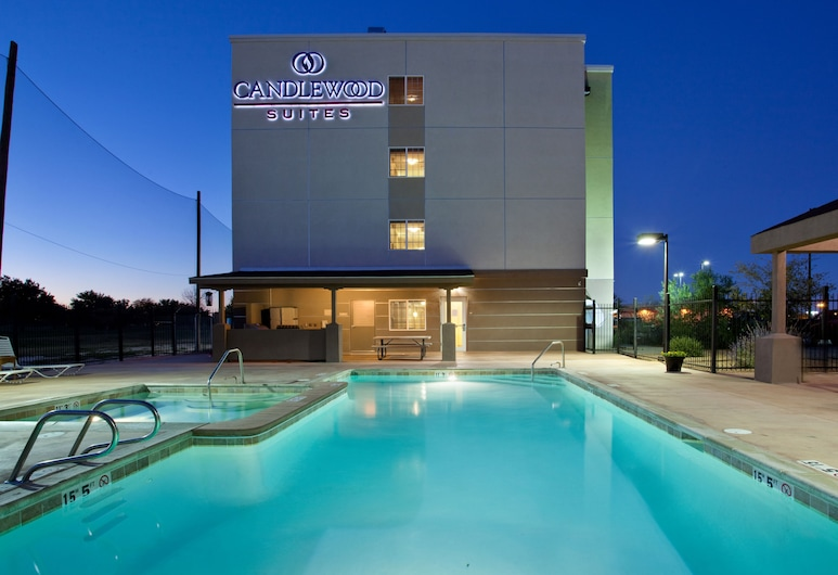 Candlewood Suites Roswell New Mexico, Roswell, Pool