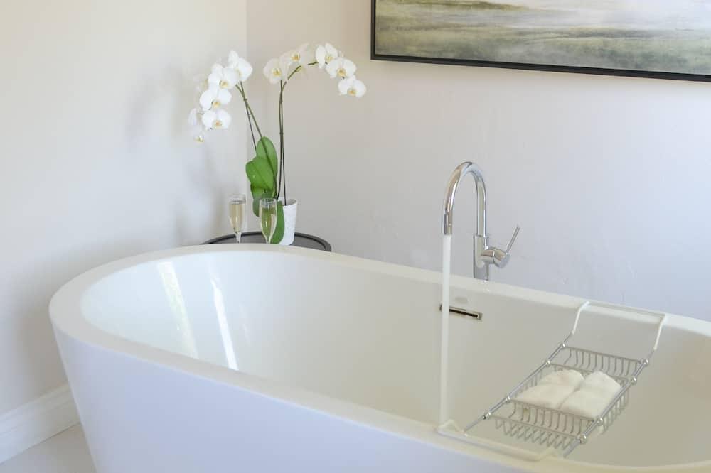 Luxury Guestroom - Kúpeľňa