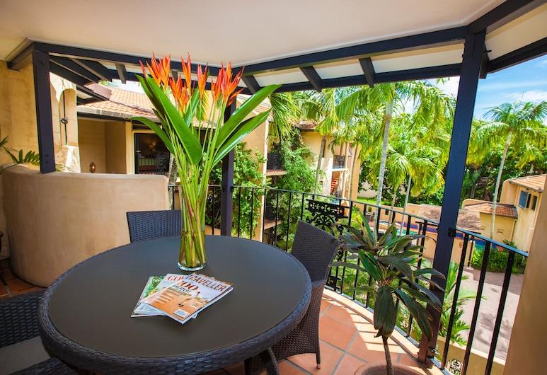 Villa San Michele, Πορτ Ντάγκλας, Διαμέρισμα με 1 υπνοδωμάτιο, Αίθριο/βεράντα