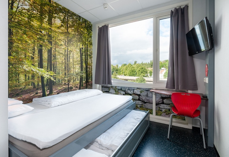 Yess! Hotel Kristiansand, Kristiansand, Standard Room, 1 Single Bed, Non Smoking, Guest Room