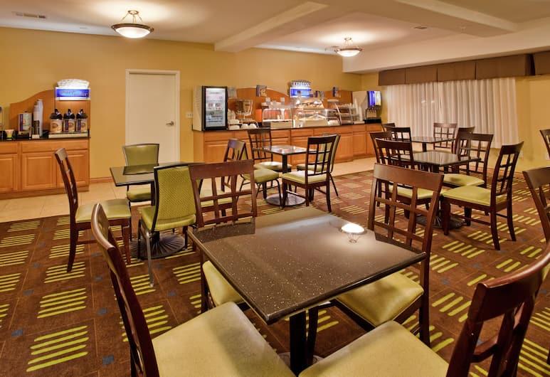 Holiday Inn Express Hotel & Stes Kansas City Sports Complex, Kansas City, Restoran