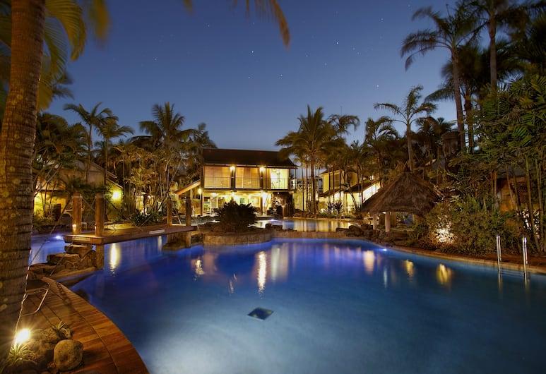 The Islander Noosa Resort, Noosaville, Kolam Terbuka