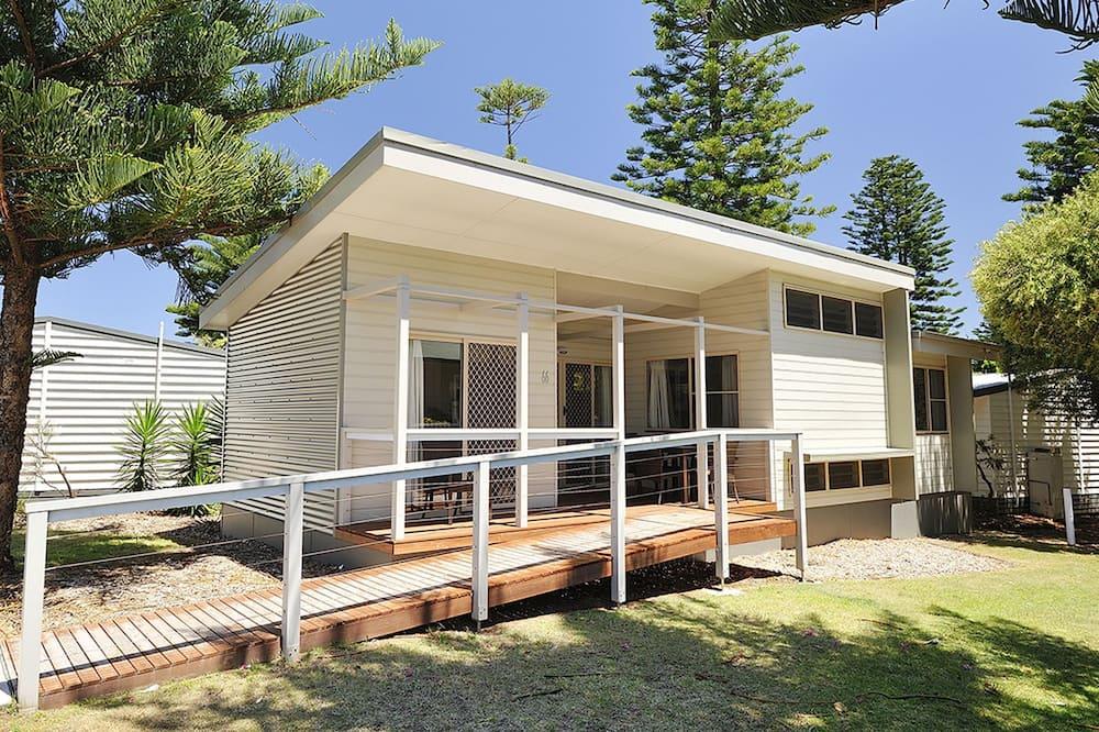 Standaard huisje, 2 slaapkamers, Toegankelijk voor mindervaliden (Avalon Cabin - Access Friendly) - Uitgelichte afbeelding