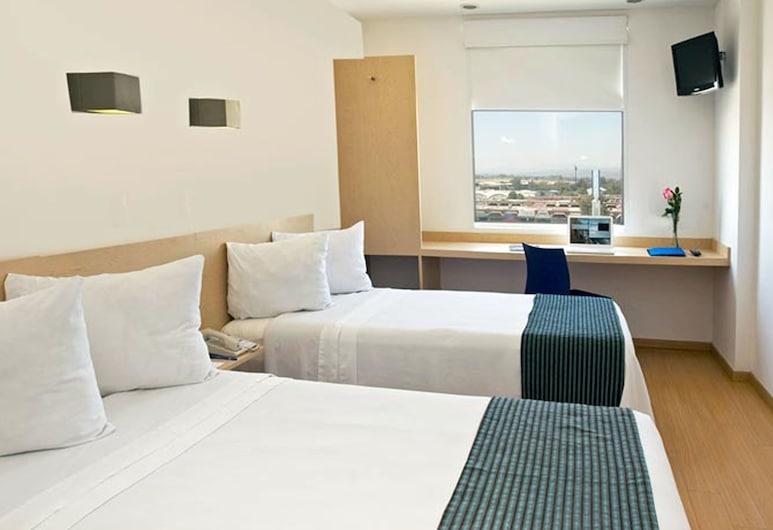 ون أجواسكالينتس سان ماركوس, أغواس كالينتس, غرفة سوبيريور - سريران مزدوجان, غرفة نزلاء