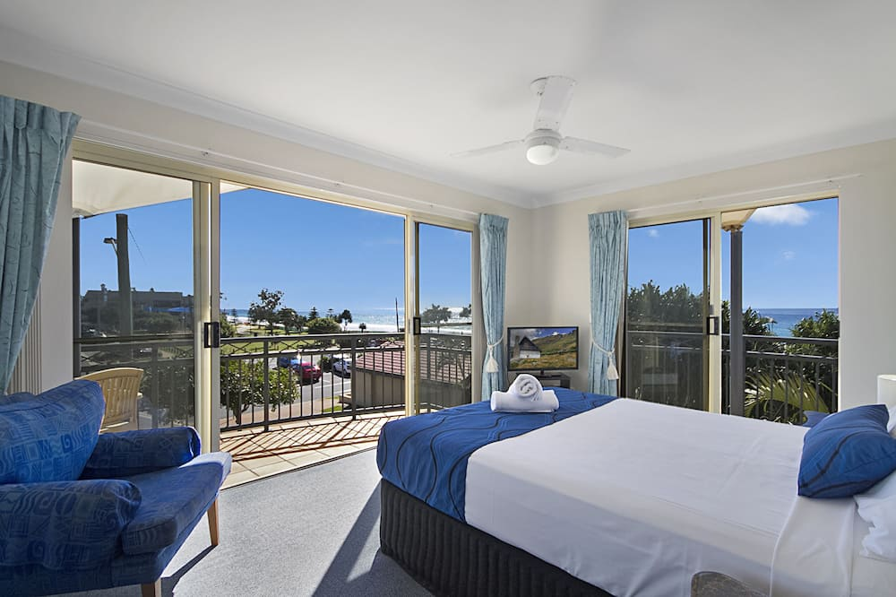 Superior Apartment, 2 Bedrooms - View from room