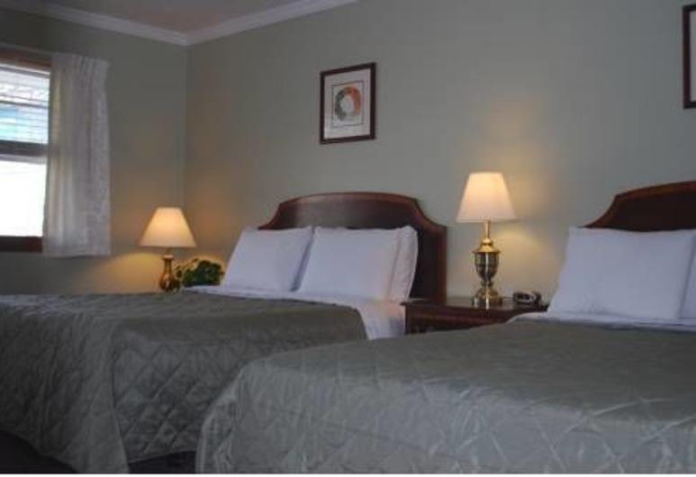 Colonial Motel, North Conway, Camera Standard, 2 letti queen, Camera