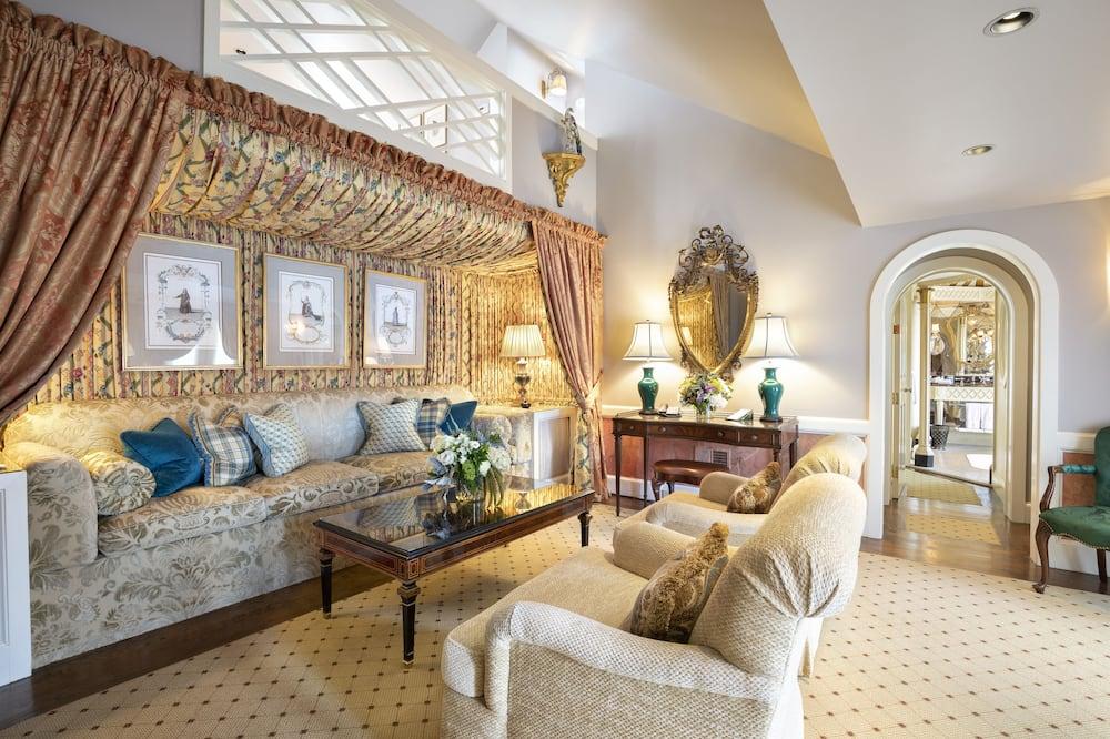 Apartmán (Bi-Level 11) - Obývačka