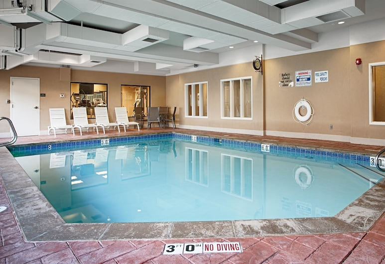 Best Western Plus Canyon Pines, Ogden, Pool