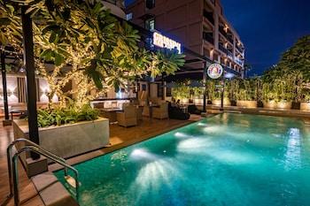 Nuotrauka: A-One Pattaya Beach Resort, Pataja