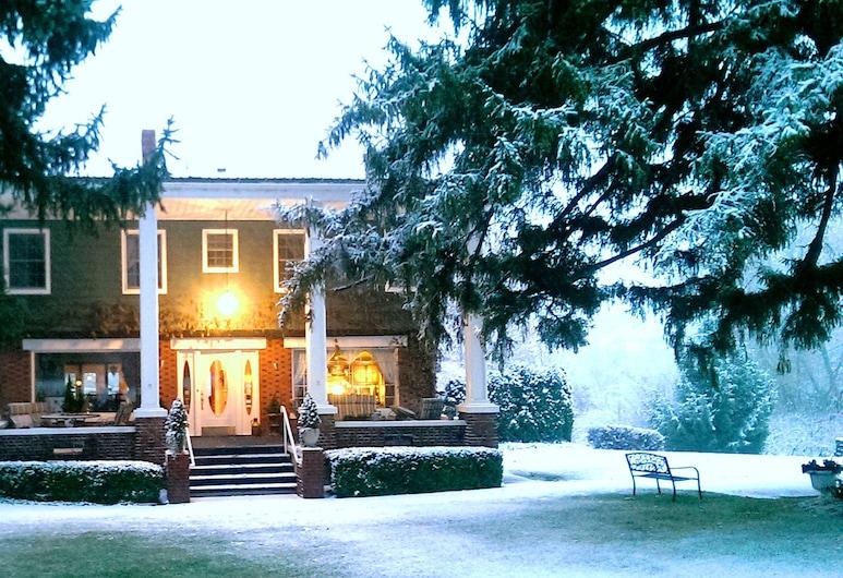 Warm Springs Inn & Winery, Wenatchee, Áreas del establecimiento