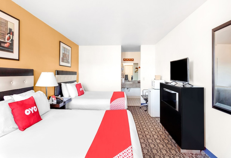 OYO Hotel Arlington WA I-5, Arlington, Room, 2 Queen Beds, Guest Room