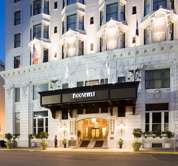 Foto The Roosevelt New Orleans, A Waldorf Astoria Hotel di New Orleans