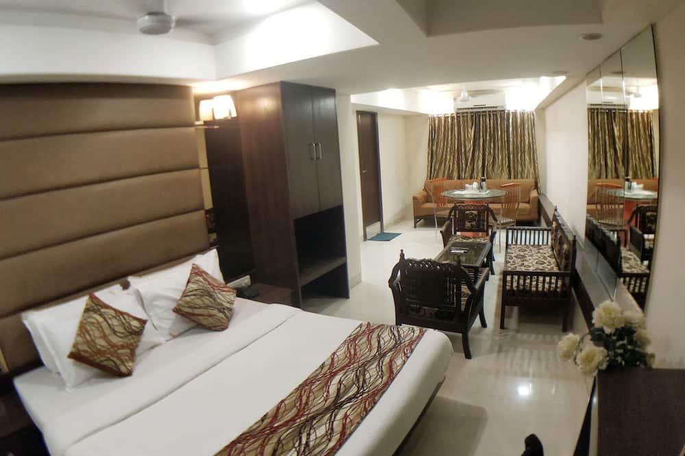 غرفة ديلوكس - منظر من غرفة الضيوف