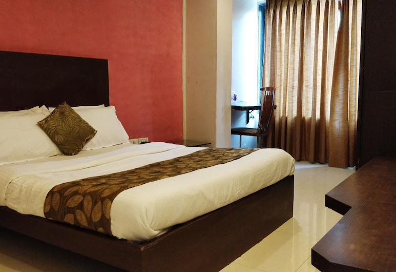 호텔 캄란 레지던시, 뭄바이, 이그제큐티브룸, 더블침대 1개, 객실