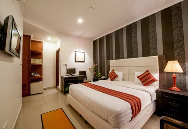 City Centre Hotel, Phnom Penh, Dvojlôžková izba typu Economy, Hosťovská izba