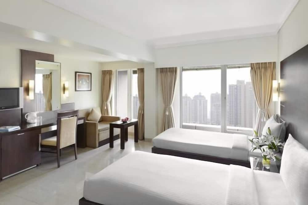 Deluxe Single room - Guest Room View