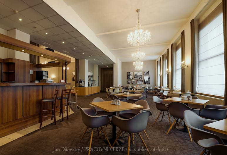 Central Hotel Prague, Prag, Otel Barı
