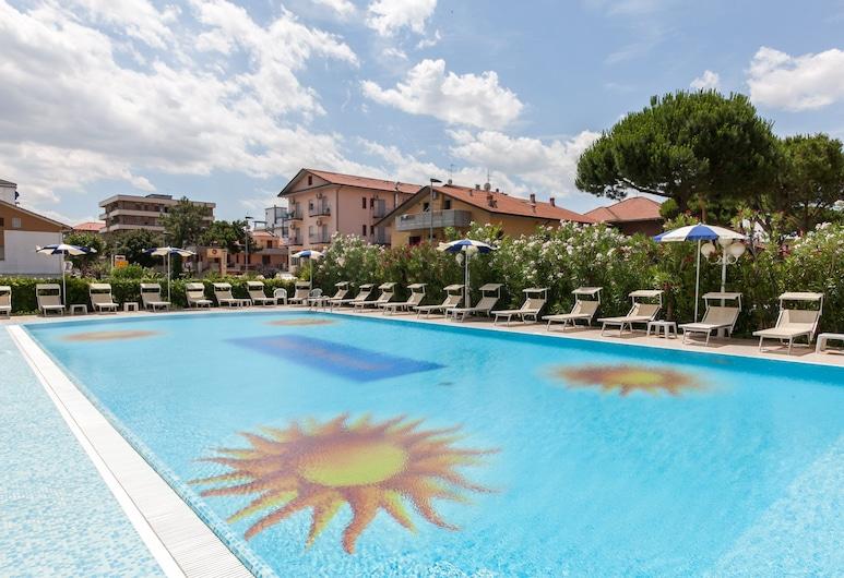Hotel Universal, Cervia, Pool