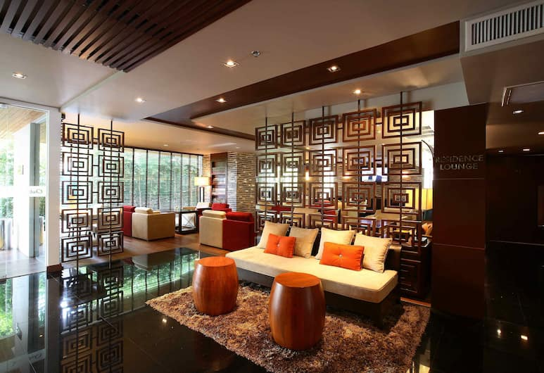 Oakwood Residence Sukhumvit Thonglor Bangkok, Bangkok, Lobi Oturma Alanı