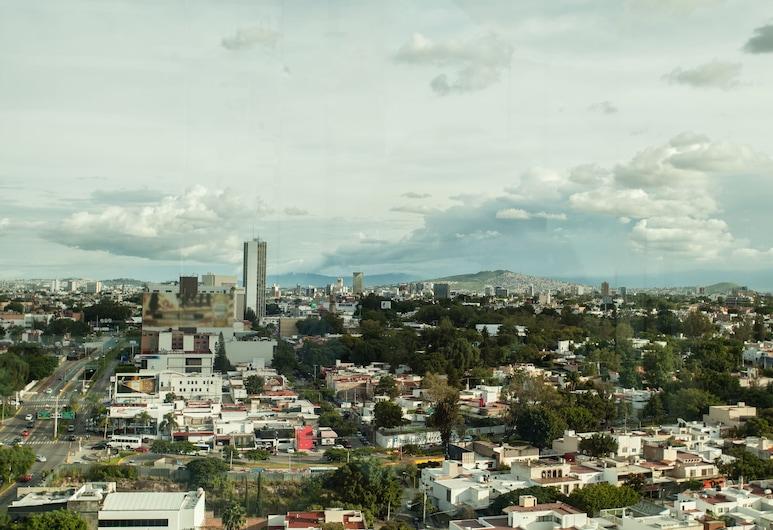 NH Collection Guadalajara Providencia, Гвадалахара, Люкс, Вид из номера