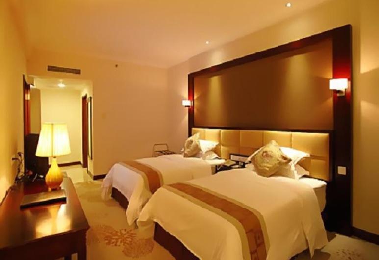 廣州怡凱酒店, 廣州市, 客房