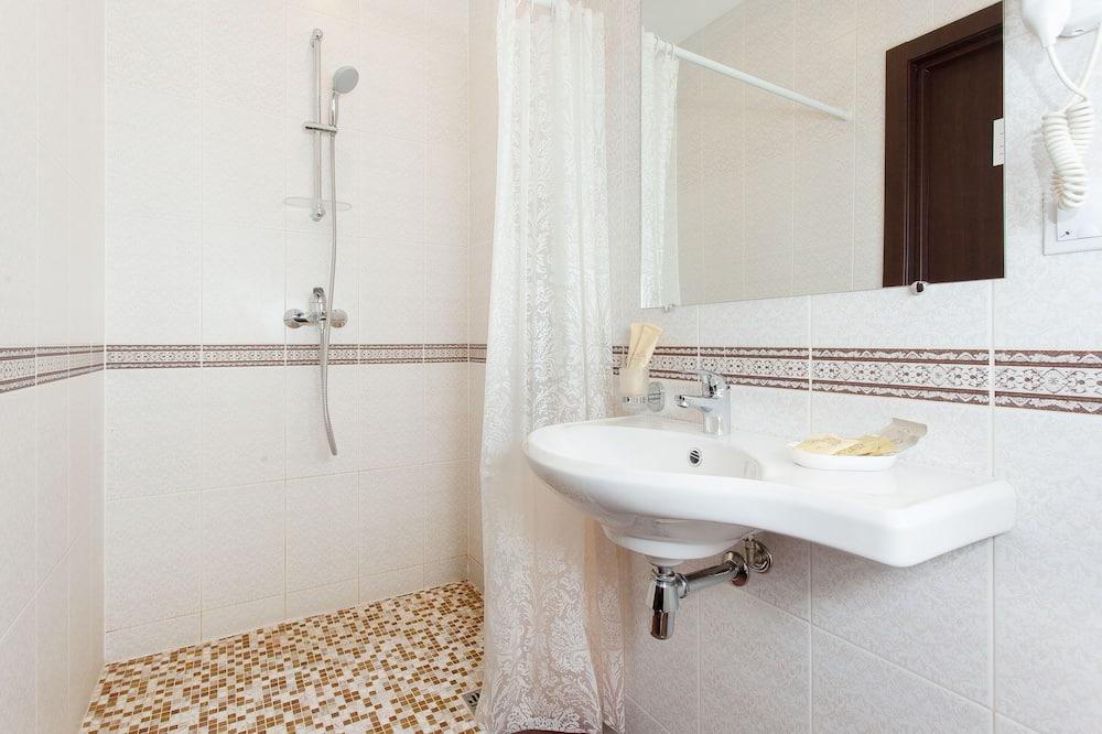 Комната с 2 односпальными кроватями - Ванная комната