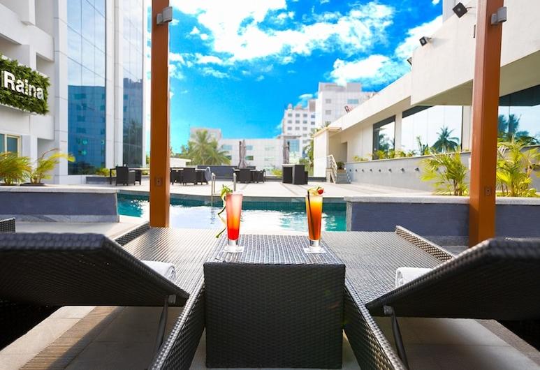 Clarion Hotel Chennai, Chennai, Açık Yüzme Havuzu