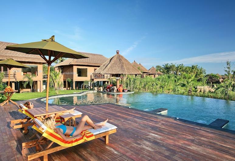 MARA RIVER SAFARI LODGE at Bali Safari & Marine Park, Gianyar, Vonkajší bazén