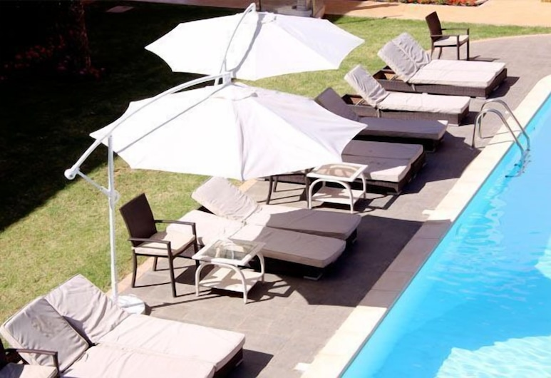 Vatel Hotel Golf & Spa Marrakech, Tameslouht, Außenpool