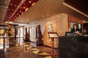 A(z) Hotel Cervantes hotel fényképe itt: Guadalajara
