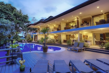 Obrázek hotelu Pumilio Mountain & Ocean Hotel ve městě Jaco