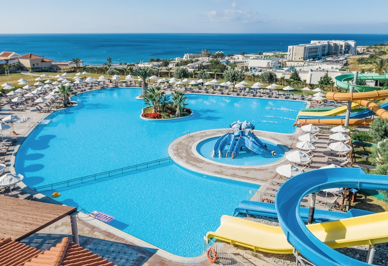 Lindos Imperial, Rhodes, Water Park